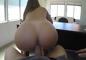 LOAN4K. Agent wants to see say no to denude body and feel say no to succulent pussy