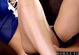 Nubile Films Enjoyment Time! Touchdown My Pants S28:E29