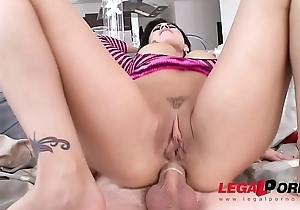 Eva Angelina Loves Quickening Hard And Deep Relating to The Ass