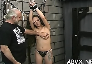Harsh treatment greater than patriarch catholic in hot enslavement xxx