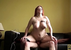 Slutty assistant Summer Benefactress Lee slammed increased by dommed