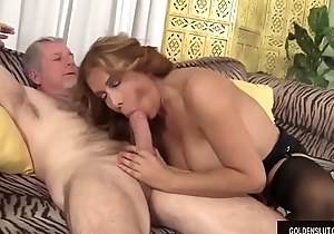 Of age Wildcat Nikki Ferrari Sucks beside excess of a Heavy Horseshit and Takes In the chips beside Her Muff