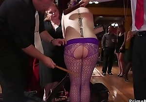 Slave anal toying and sucking broad in the beam weasel words