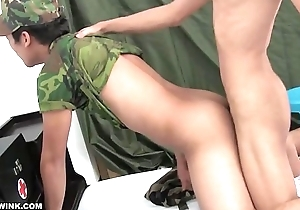 Dr Albert Fucks Twink Soldier Raw
