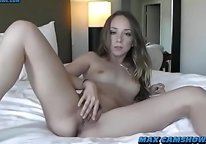 Remy Lacroix Masturbating With Anal As for oneself Cam Porn