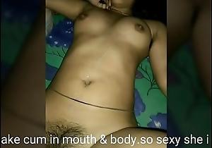 Sexy Boudi pussy,cumshot,big boobs
