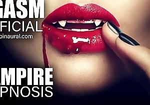 Erotic Vampire Hypnosis - Binaural Beats (BGASM)