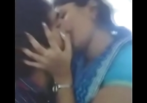 desi indian old hat modern kissing her boyfriend