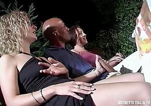 Orgia Party per Francesco Malcom e Roberto Malone con delle loveliness fighette