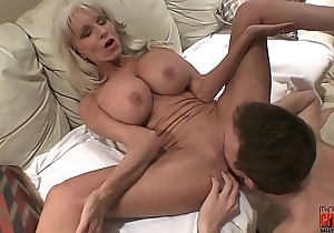 youthful suppliant slams his youthful cock to mature MILF  Wardship D'_angelo