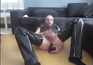Finnish leather happy-go-lucky Juha