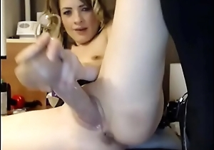 Hot babe masturbating - Unconforming REGISTER!! www.luxcam.tk
