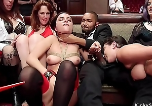 Slave interracial drilled sales event