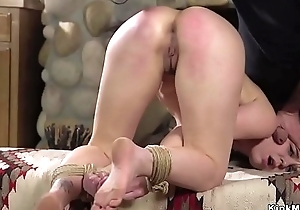 Plighted pupil paddled and screwed