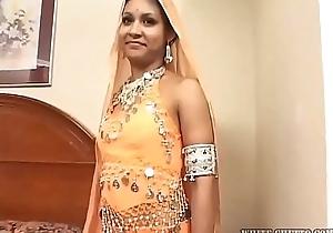 Indian Savita On Fervour