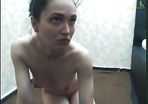 On the spot Sister - Anna Spartan say no to sister on live - SisterTort98 from Pinkocams
