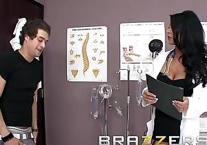Doctors Adventure - Exploitatory debase (Jessica Jaymes) Around in Make an issue of Stethoscope Plus Bonks - Brazzers
