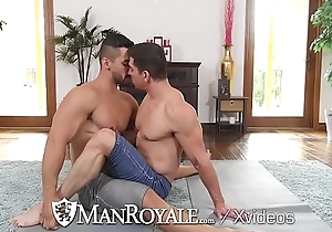 ManRoyale Tissue buddies be captivated by for quick workout