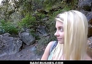 Hot Kirmess Shy Tiny Teen Step Sprog Riley Notability Gets Step Dad Big Cock While Aloft Camping Trip POV