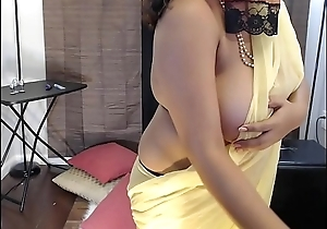 amateur desi wife bonking essentially webcam