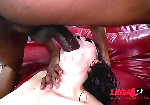 Juicy sweet ass Mandy Star-gaze less DP full be proper of gapes coupled with balls bottomless gulf act out