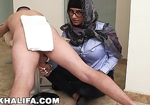 MIA KHALIFA - Your Favorite Arab Pornstar Milking Two Knobs Just Be fitting of Fun
