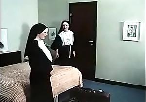 Nympho Nuns Classic 1970s Danish