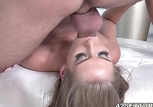 Tiffany Tatum is a blowjob big-shot