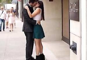Kissing prankz